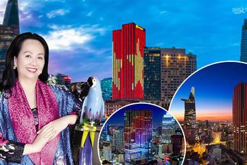 Bà chủ Thuận Kiều Plaza, nữ đại gia bất động sản kín tiếng sở hữu khối tài sản khủng cùng 2 ái nữ giỏi giang, trở thành CEO ở tuổi đôi mươi
