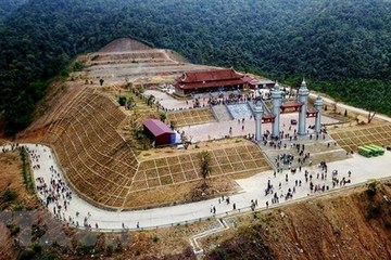 Bắc Giang xây dựng là điểm đến hấp dẫn của khu vực Trung du và miền núi phía Bắc