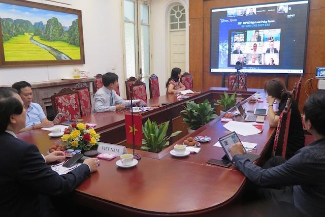 """Việt Nam tham dự diễn đàn chính sách cấp cao KOPIST - """"Du lịch: Cơ hội và Thách thức"""""""