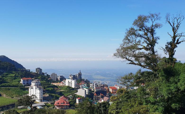 Vĩnh Phúc mở cửa du lịch, phục vụ khách nội tỉnh
