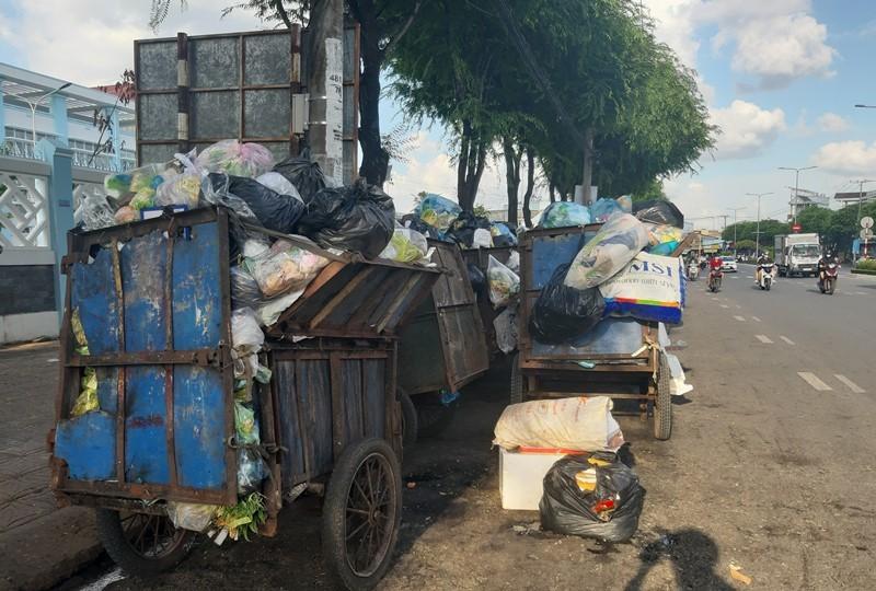 Cần Thơ,thu gom rác,chất thải rắn đô thị,bảo vệ môi trường,công nghệ thu gom rác