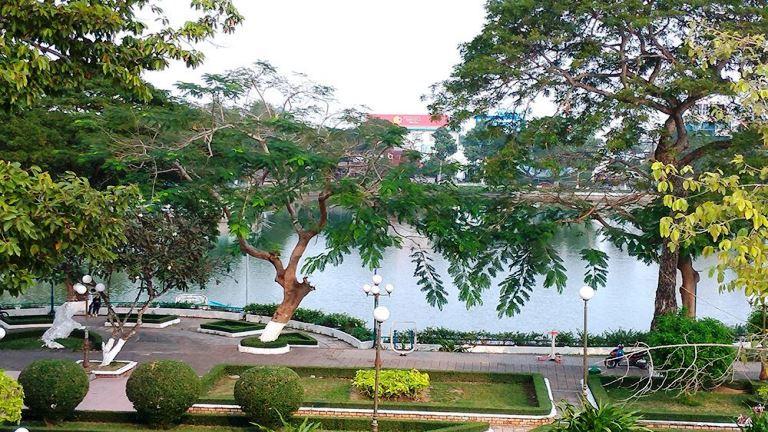 Bến Tre,trồng cây xanh,xanh sạch đẹp,cảnh quan,môi trường,bảo vệ môi trường