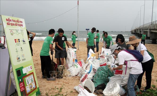 Kiên Giang,thu gom rác,bảo vệ môi trường,tháng hành động vì môi trường,rác
