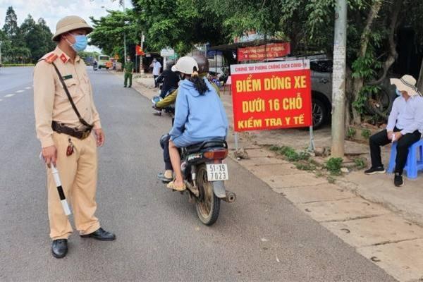 Đắk Nông: Ca dương tính Covid-19 thứ 2 là nhân viên du lịch về từ TP. Hồ Chí Minh