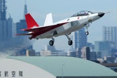 Nhật Bản phát triển tiêm kích thế hệ 6 mang tên F-3 để theo kịp Nga