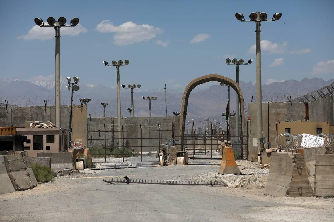 Afghanistan 'phẫn nộ' khi Mỹ quay lưng không một câu chào