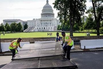 Mỹ dỡ bỏ hàng rào thép xung quanh Điện Capitol 6 tháng sau vụ bạo loạn