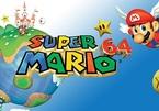 Băng game Super Mario 64 'siêu hiếm' được bán với giá kỷ lục