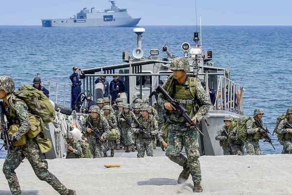 Mỹ cảnh báo Trung Quốc không tấn công Philippines ở Biển Đông
