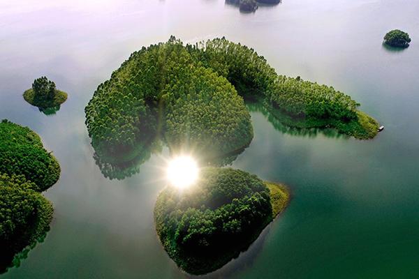 Hồ Thác Bà – Vẻ đẹp tiềm ẩn