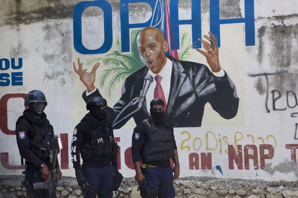 Bất ngờ về kẻ chủ mưu và kế hoạch ám sát Tổng thống Haiti