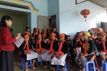 Lai Châu: Giúp đồng bào dân tộc thiểu số tránh xa cạm bẫy buôn người