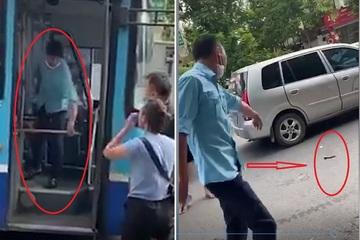 Nóng: CĐM phản ứng khi phụ xe buýt là 'nạn nhân vô tội' trong vụ thanh niên chặn đầu, uy hiếp