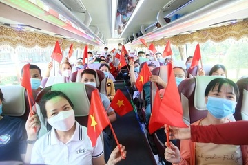 39 y bác sĩ ở Quảng Nam lên đường hỗ trợ TP Hồ Chí Minh chống dịch
