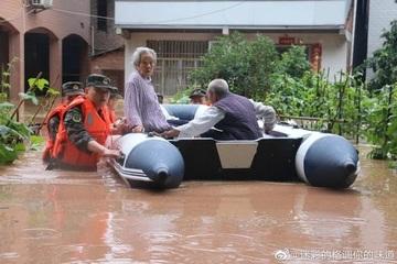 Trung Quốc báo động mưa lũ có thể phá kỷ lục năm ngoái
