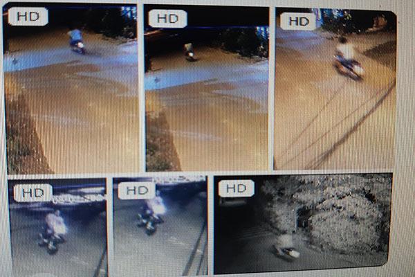 Công an TP Huế truy tìm nam thanh niên đi xe máy độ chế gây tai nạn chết người rồi bỏ trốn