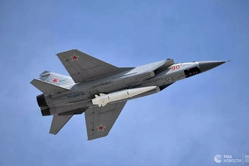 Nga phát triển tên lửa cho MiG-31 và MiG-41 để đánh chặn mục tiêu siêu thanh