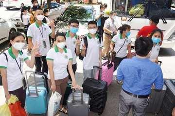 60 y, bác sĩ Nghệ An lên đường hỗ trợ TP. Hồ Chí Minh chống dịch