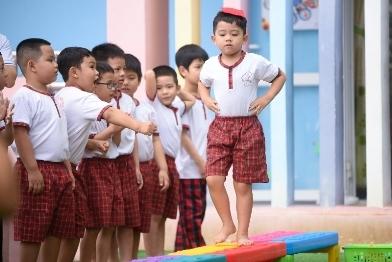 Dinh dưỡng học đường: Khởi đầu cần thiết để thay đổi tầm vóc học sinh