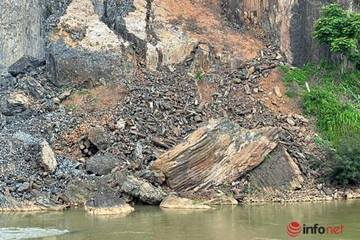 Vì sao mỏ đá được cấp phép khai thác sát bờ sông Sêrêpốk?
