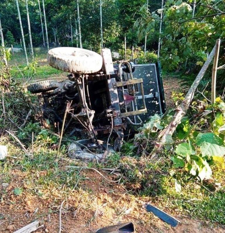 tai nạn,tử vong,công nông,máy cày,Nghệ An