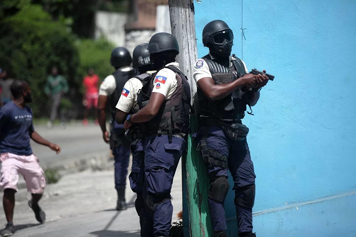 tổng thống,ám sát,haiti