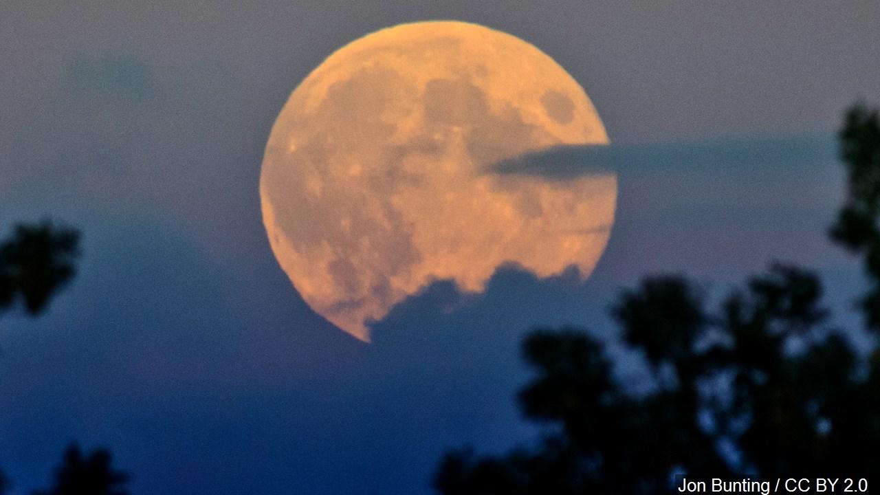 NASA dự đoán quỹ đạo Mặt trăng 'chao đảo' gây thiên tai liên miên