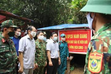 Hỗ trợ người Quảng Nam ở TP.HCM gặp khó khăn, sẵn sàng phương án đón người về quê