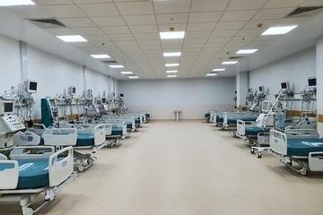 Cận cảnh Bệnh viện Hồi sức Covid-19 1000 giường tại TP.HCM