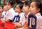 Tuyển sinh lớp 1 Hà Nội: Nhà trường phải xin phương án nếu muốn tuyển vượt chỉ tiêu