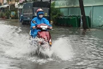 Tây Nguyên, Nam Bộ mưa to, đề phòng lốc sét, gió giật mạnh