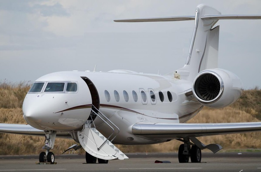 Hé lộ thân phận 4 máy bay cá nhân đang phục vụ các CEO Việt