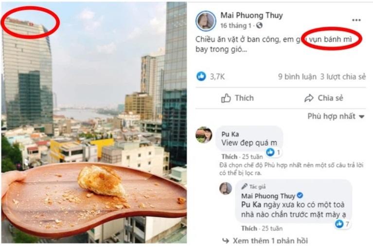 Mai Phương Thúy,Thị trường chứng khoán