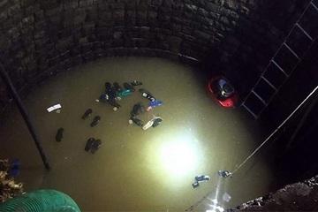 9 người thiệt mạng trong vụ sập giếng thảm khốc ở Ấn Độ