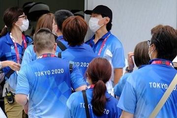 Trường hợp mắc Covid-19 đầu tiên được phát hiện ở Làng Olympic Tokyo