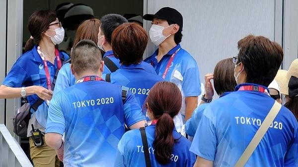 nhật bản,covid-19,Olympic Tokyo