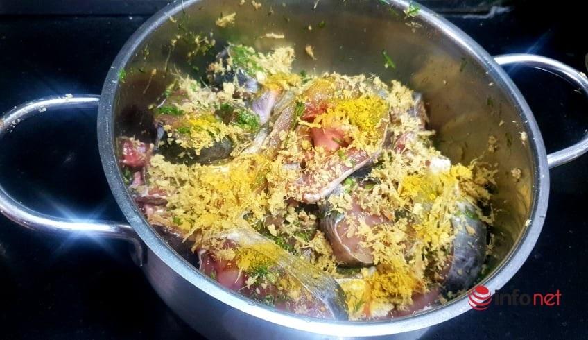 Cách làm bún cá nướng đúng chuẩn Hà thành