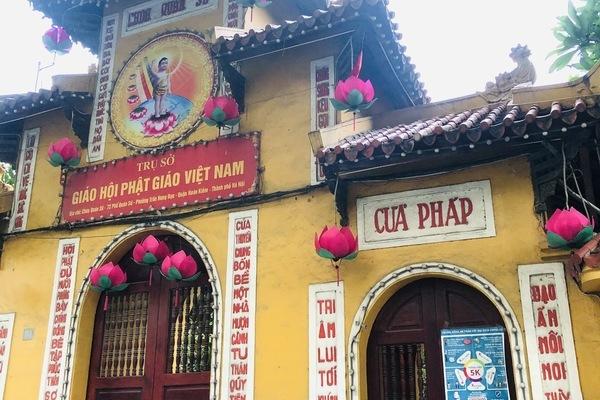 Ích nước lợi dân: Dấu ấn đặc biệt của Giáo hội Phật giáo Việt Nam