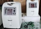 Dân săn lùng máy tạo oxy đề phòng dịch, giá tăng vọt gấp 4 'cháy hàng'