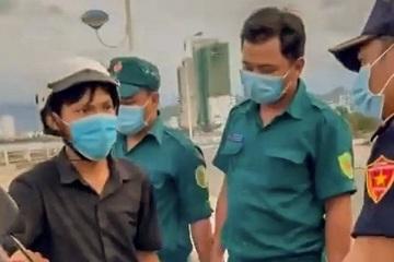 Kiểm điểm Phó chủ tịch phường giam xe người đi mua bánh mì ở Nha Trang