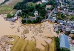 Hậu quả khủng khiếp của lũ lụt ở châu Âu