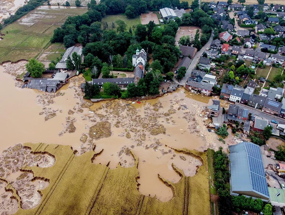 lũ lụt,Đức,châu âu