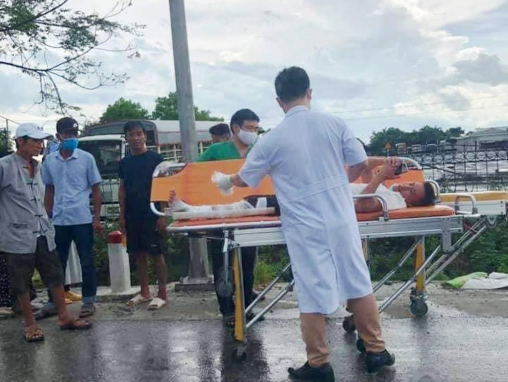 Tai nạn,xe cấp cứu,Nghệ An,xe cứu thương