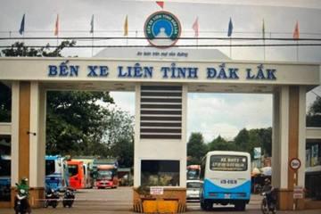 Đắk Lắk tiếp tục tạm dừng ô tô khách đi 30 tỉnh thành
