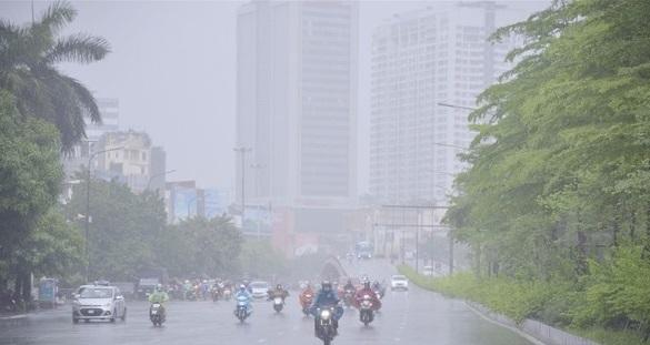 mưa rào,thời tiết,nắng nóng,bão số 3