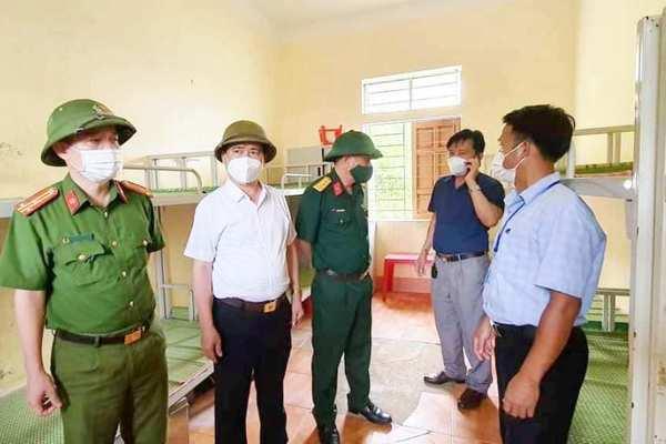 Nghệ An: 7 người trở về từ Bình Dương dương tính với nCoV