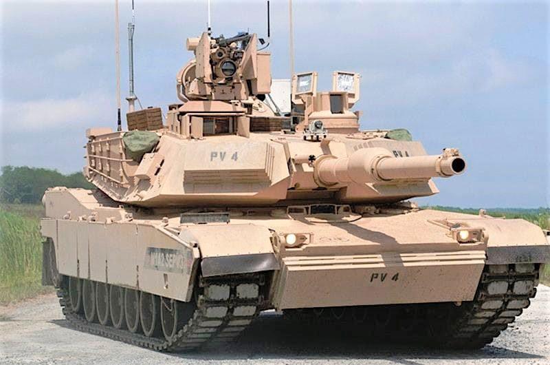 Ba Lan,Mỹ,Nga,xe tăng,M1A2 SEPV3,T-14 Armata