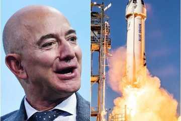 Choáng với chi phí về 'con đường lên vũ trụ' của Jeff Bezos 550 triệu USD/phút