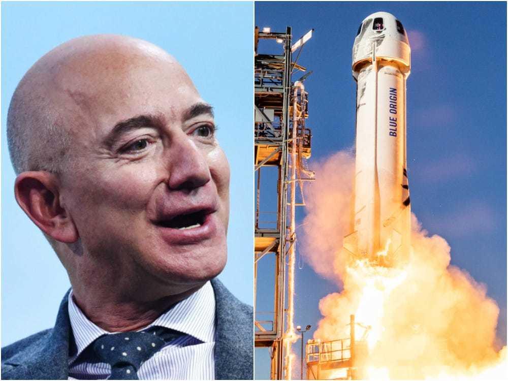 Jeff Bezos,NASA