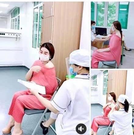 Hà Nội yêu cầu BV Xanh Pôn báo cáo vụ nhờ 'người anh' là PGĐ để được tiêm vắc xin